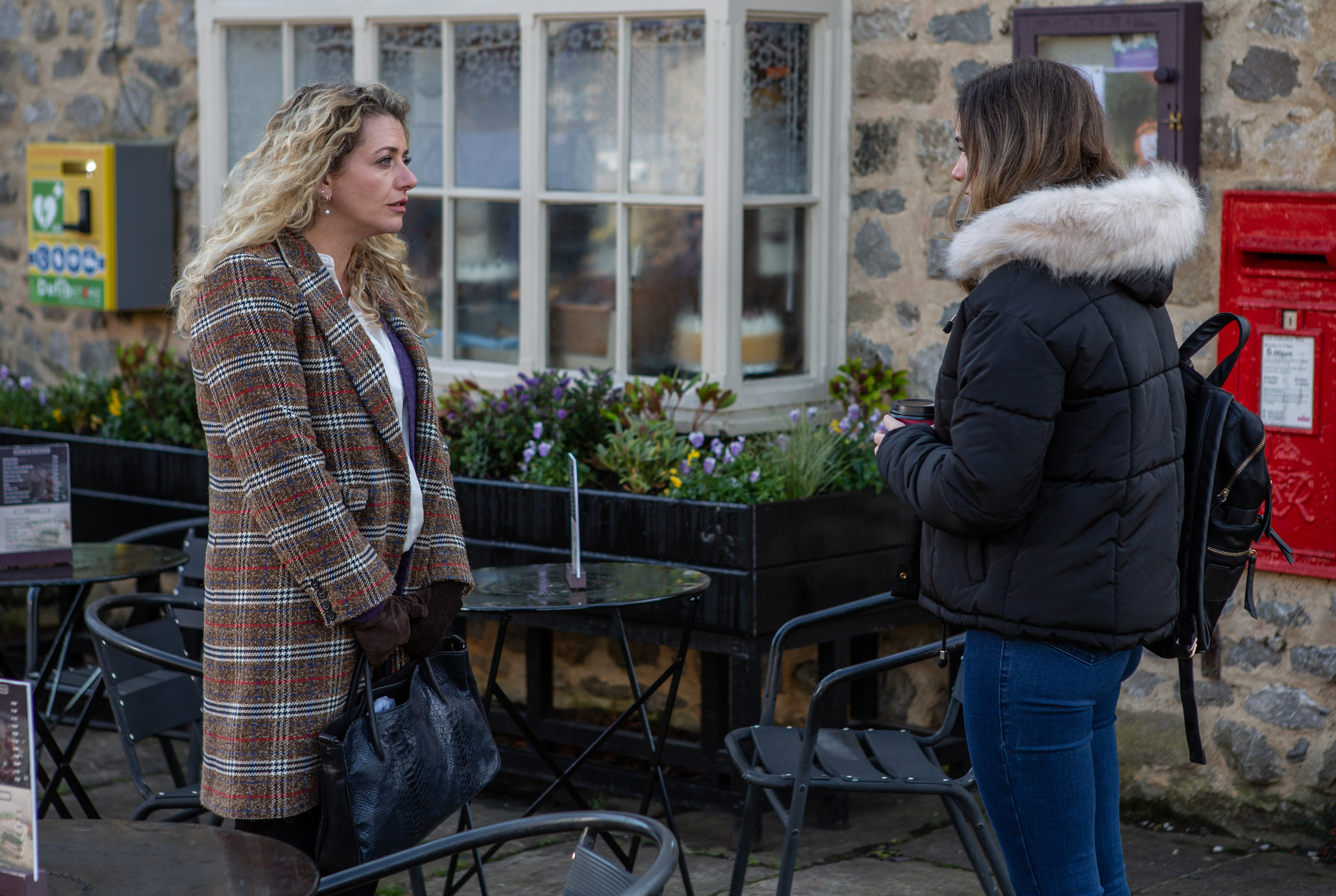 Emmerdale spoilers: Maya Stepney meddles with Liv as she hopes to win Jacob Gallagher back