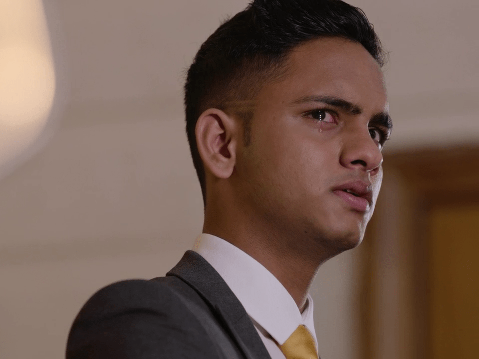 Hollyoaks spoilers: Imran Maalik reveals he was abused by sex offender Buster Smith