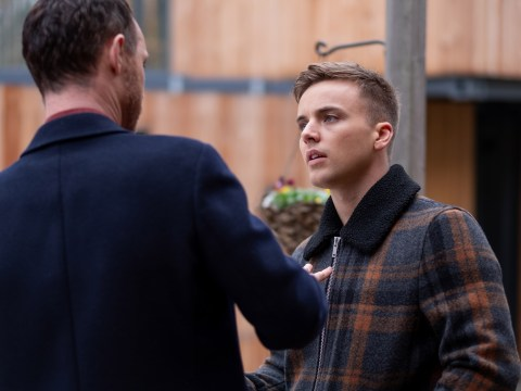 Hollyoaks spoilers: Harry Thompson is disgusted as James Nightingale takes shock action