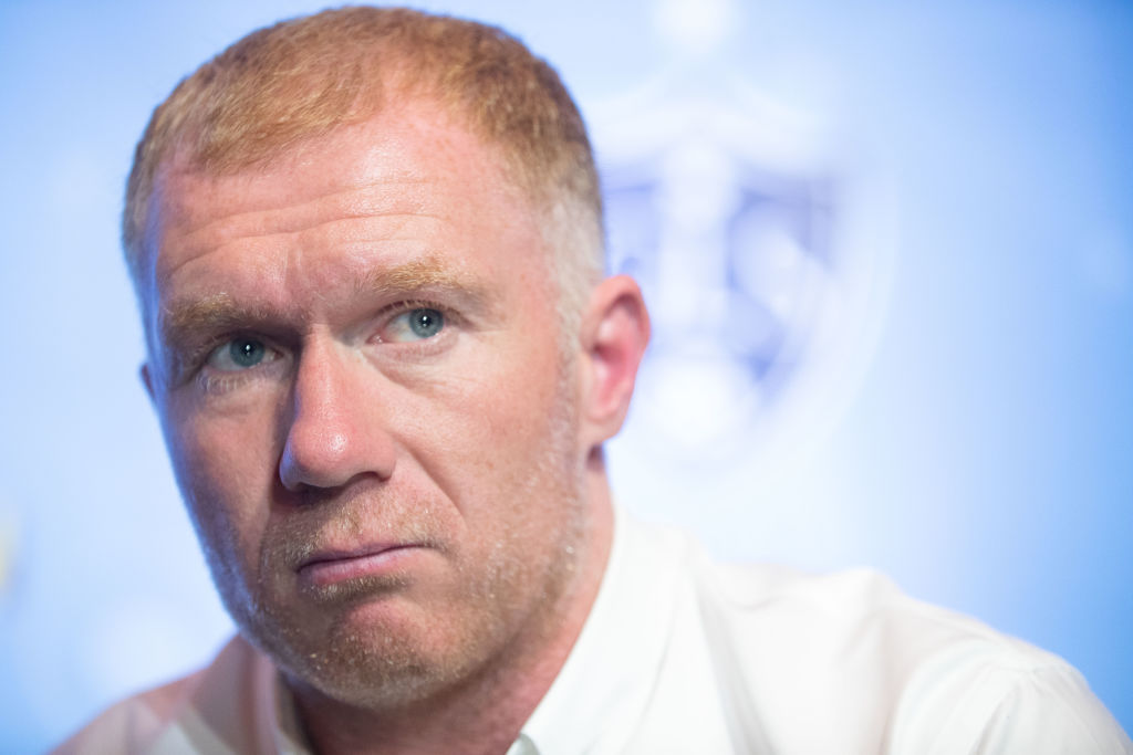 Paul Scholes reveals whether he wants Manchester City or Liverpool to win