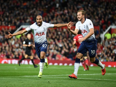 Tottenham aiming for first ever Premier League double over Manchester United