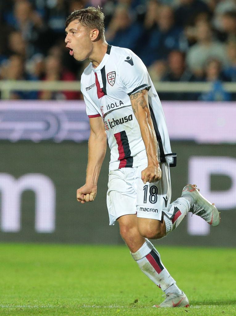 Arsenal enter transfer race for Chelsea target Nicolo Barella
