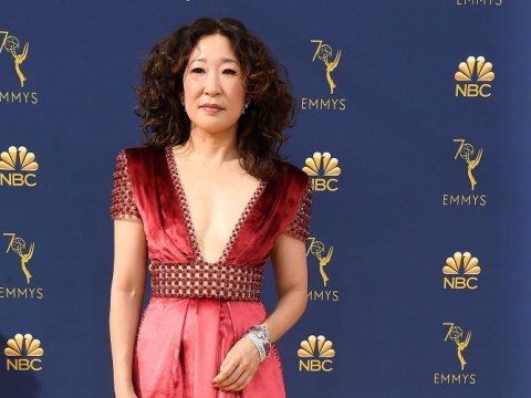 Sandra Oh is so 'terrified' to host Golden Globes she's having stomach problems