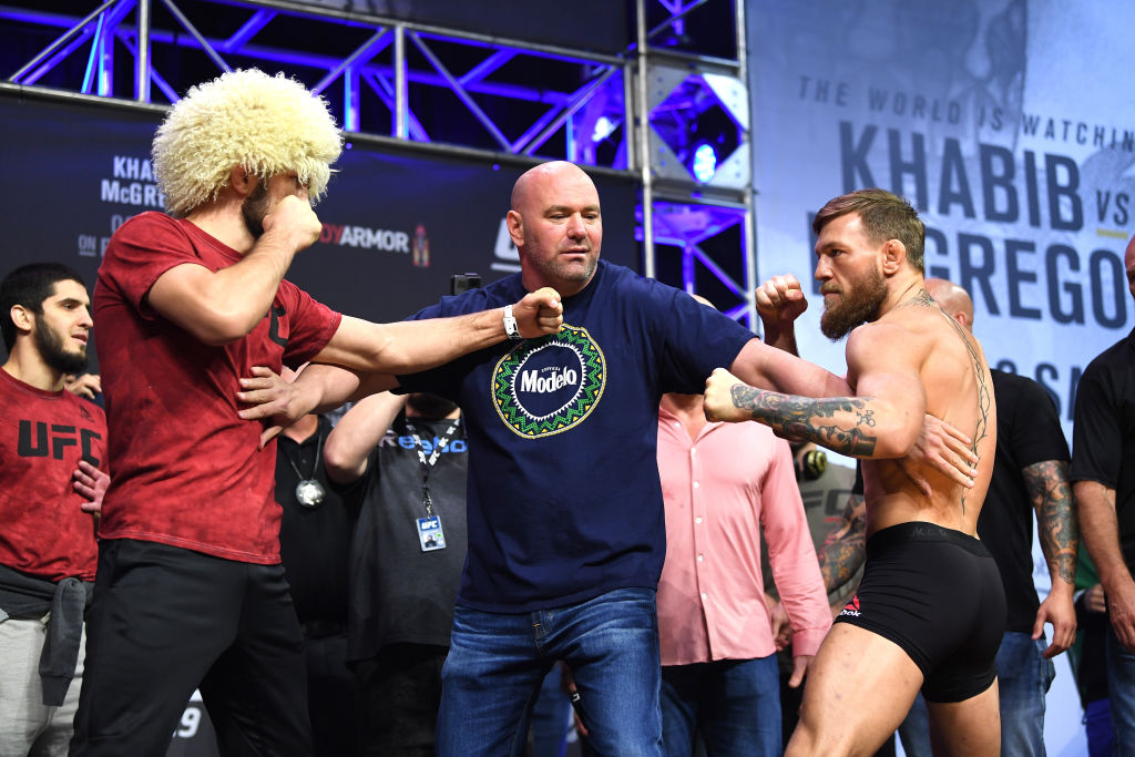 Khabib Nurmagomedov vs Conor McGregor 2 will happen in 2019, confirms Dana White