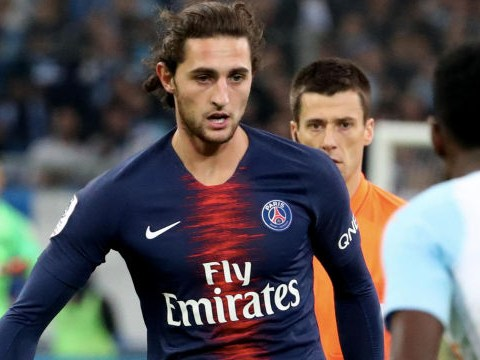 Liverpool 'hold meetings' about potential Adrien Rabiot transfer