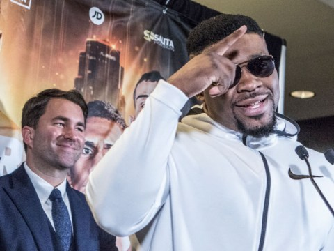 Jarrell Miller's promoter confirms offer made to Anthony Joshua for Madison Square Garden fight