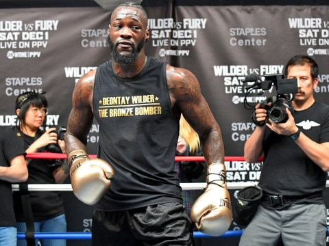Deontay Wilder has ignored 'four emails and dozens of calls' regarding Anthony Joshua bout