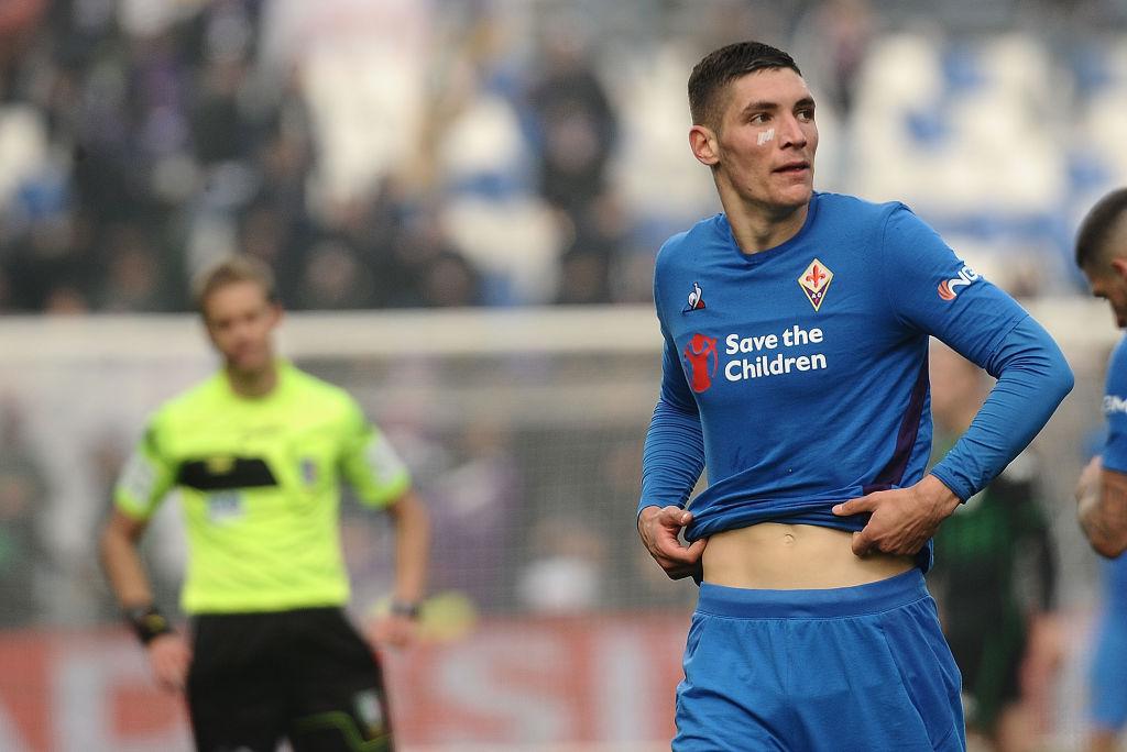 Fiorentina to block Manchester United's transfer move for Nikola Milenkovic