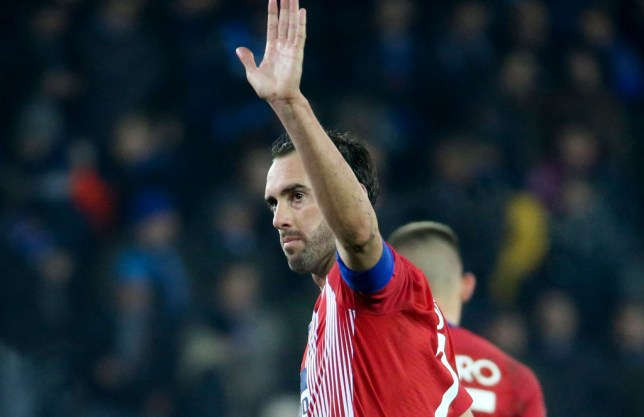 Diego Godin has agreed to join Inter Milan after rejected Manchester United