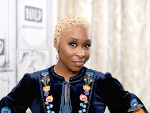 Cynthia Erivo calls on Harriet Tubman casting critics to 'waitand see what work has been done'