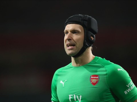 Unai Emery gives crucial update on Petr Cech's long-term Arsenal future