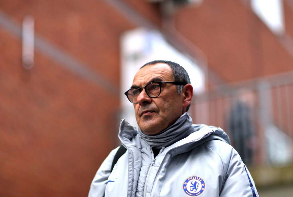Maurizio Sarri confirms he wants Chelsea to sign Cesc Fabregas replacement