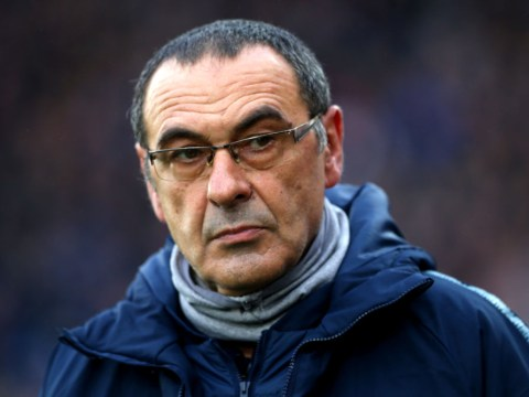 Maurizio Sarri contacts Gonzalo Higuain as Chelsea transfer is delayed