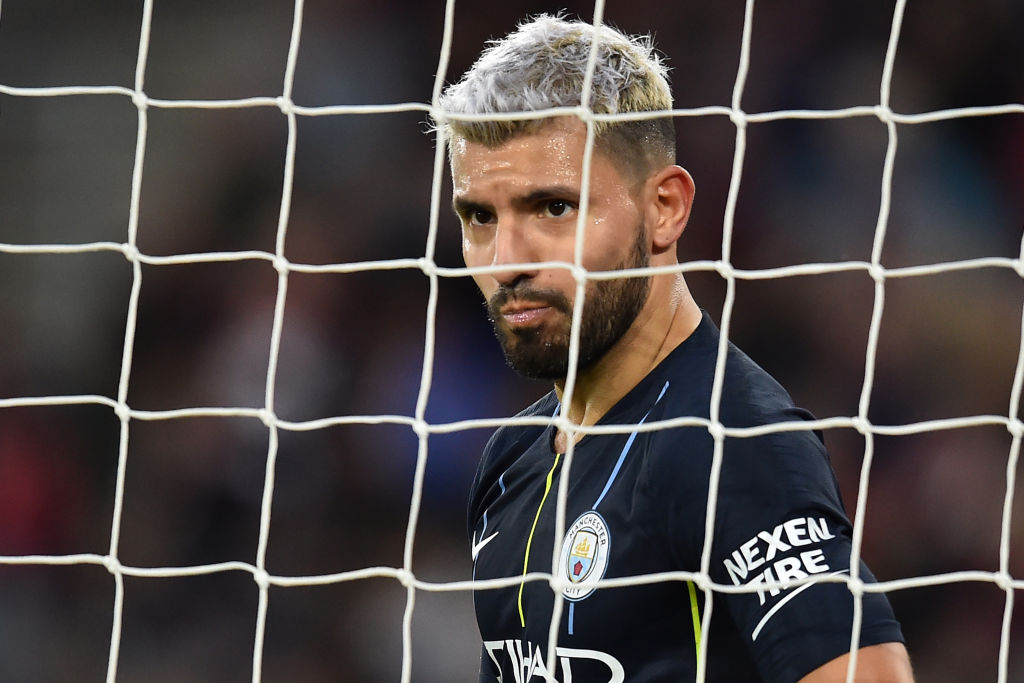 Sergio Aguero backs Manchester City to beat Liverpool in must-win clash