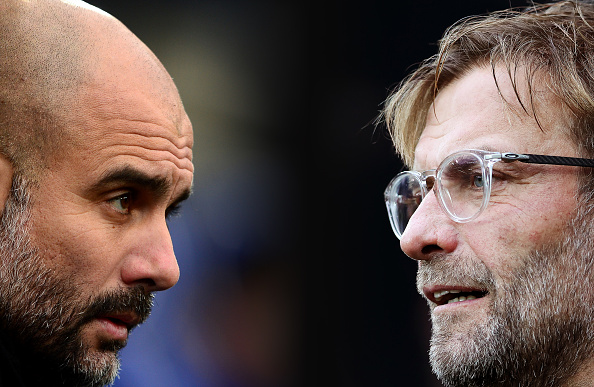 Gary Neville and Jamie Carragher make Premier League title predictions after Man City beat Liverpool
