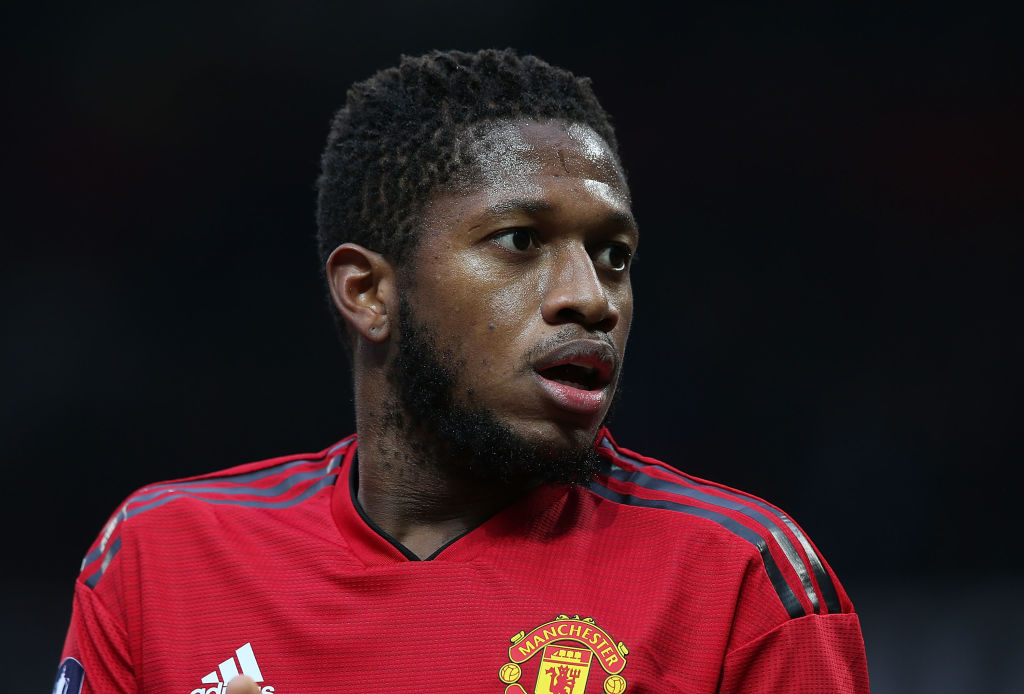 Why Fred was left out of Manchester United's Dubai trip