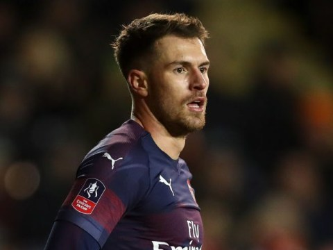 Unai Emery reveals what he tells Aaron Ramsey 'every day' amid Juventus links