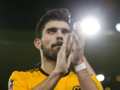 Pep Guardiola rules out £100m Manchester City bid for Wolves playmaker Ruben Neves