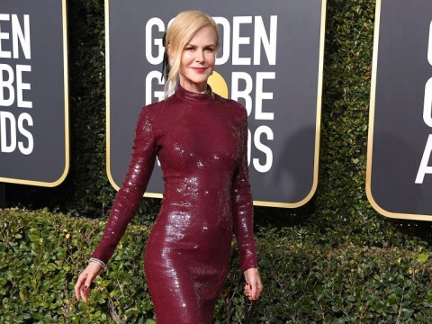 Nicole Kidman needed help getting back into her Spanx at Golden Globes, proving celebs are just like us
