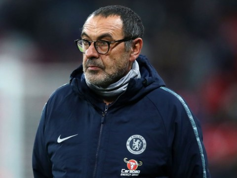 Maurizio Sarri explains why Tottenham defeat was so 'important' for Chelsea