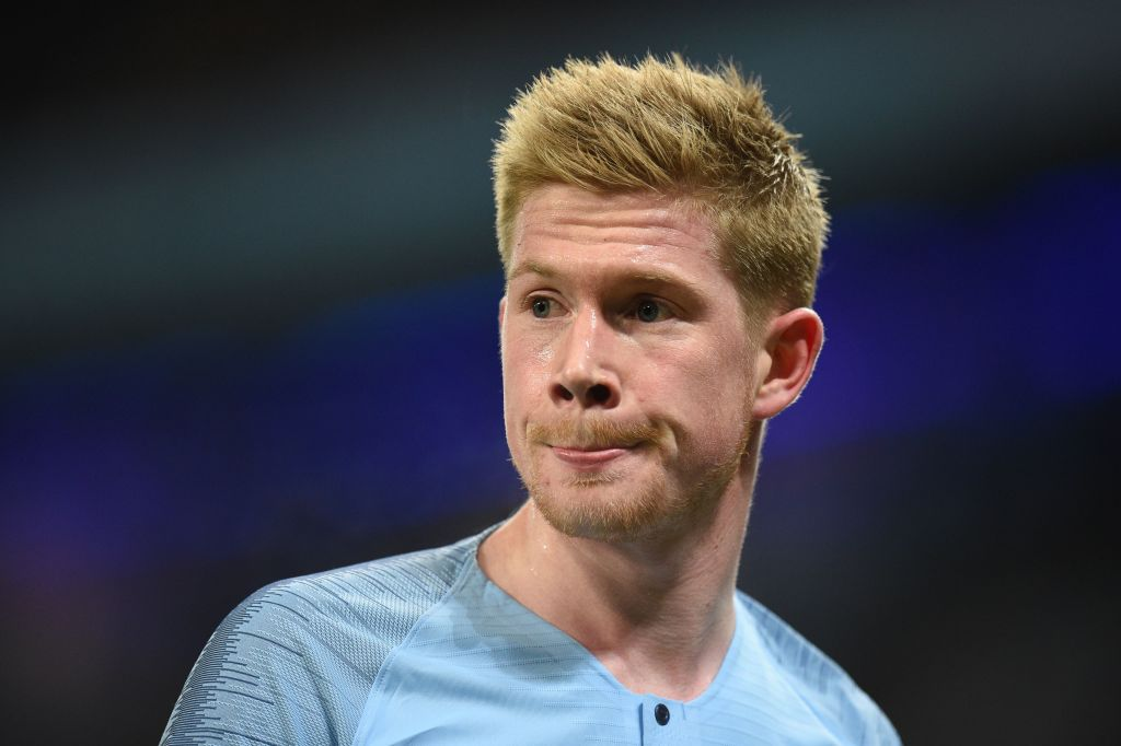 Pep Guardiola tells Kevin De Bruyne to come see him if he has a problem