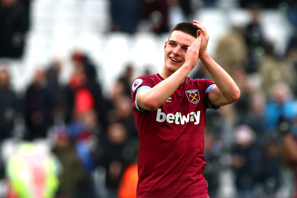 FAI drop hint over Declan Rice's international future with birthday message to West Ham star
