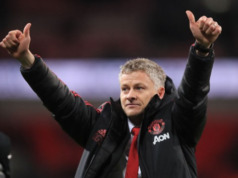 Bookmaker pays out on Ole Gunnar Solskjaer becoming next permanent Manchester United manager