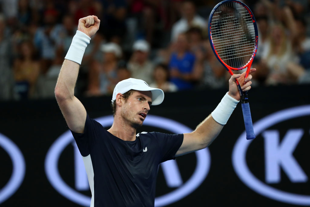 Retiring Andy Murray goes down fighting in Australian Open epic