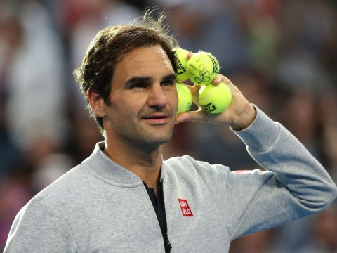 Roger Federer reacts to perfect start to 2019 as Novak Djokovic reaches Qatar Open semi-finals