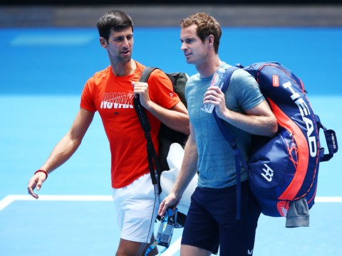 Retiring Andy Murray felt 'helpless' in Novak Djokovic practice match drubbing