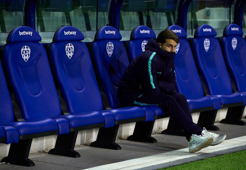 Arsenal schedule transfer meeting with Barcelona to discuss Denis Suarez deal