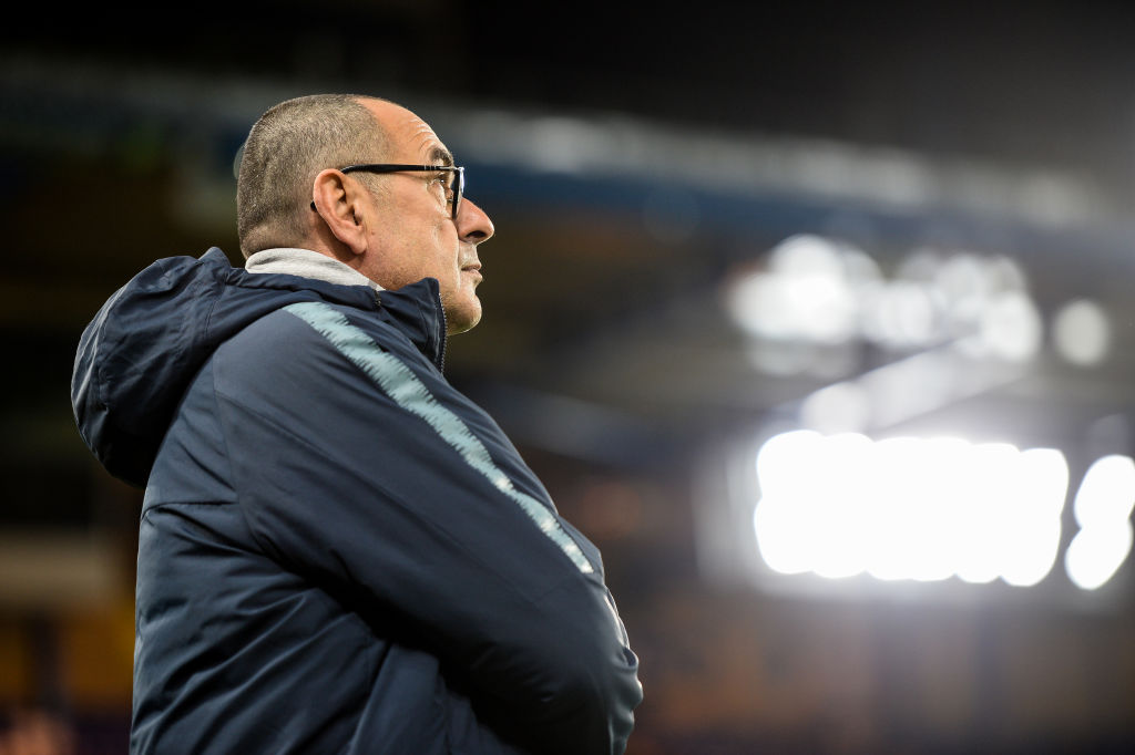 Maurizio Sarri admits Jorginho is struggling and demands Chelsea sign replacement for Fabregas