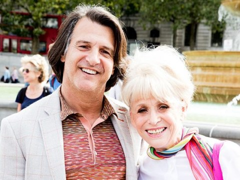 Barbara Windsor's husband hopes former EastEnders star will be there for him at marathon finishing line