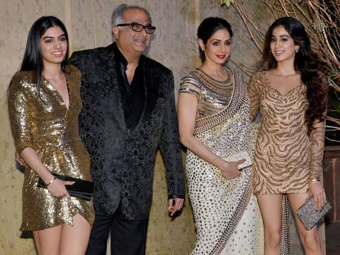 'None of it has been processed': Janhvi Kapoor admits she's still in shock after mum Sridevi's death