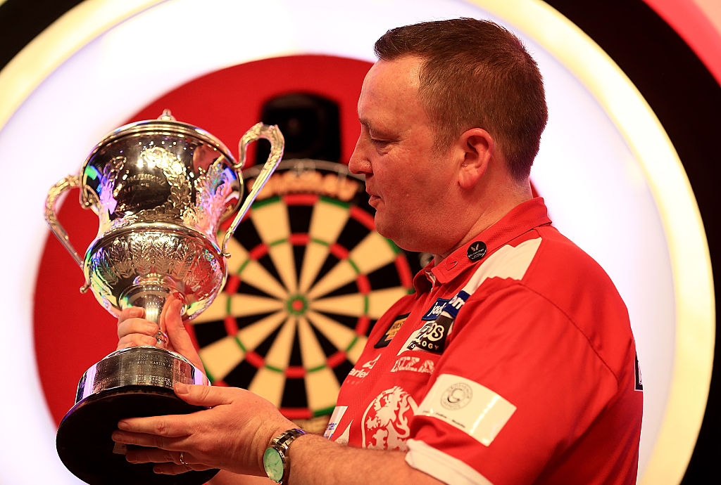 Glen Durrant ready for 'physically demanding two week challenge' of Lakeside and PDC Q School
