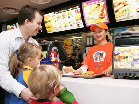 A vegetarian Happy Meal is more than a menu choice – it's validation