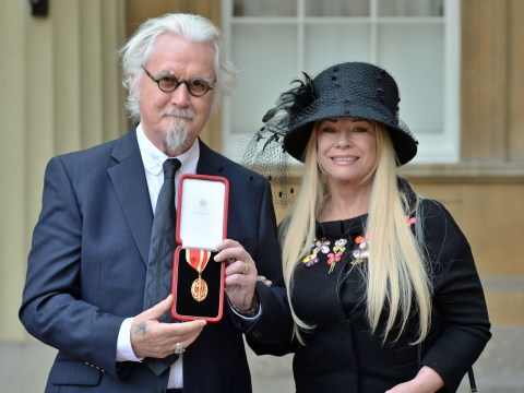 Billy Connolly can no longer sleep with his wife of 30 years amid Parkinson's battle