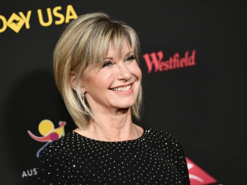 Olivia Newton-John says 'rumours of her death have been exaggerated' as she shoots down bleak health reports