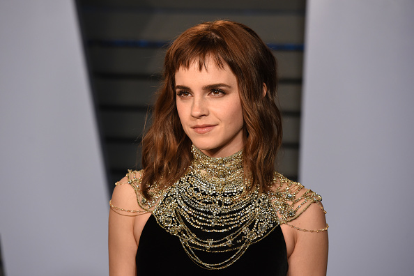 Emma Watson 'inspired' by solidarity of Time's Up as she reflects on gender equality one year on
