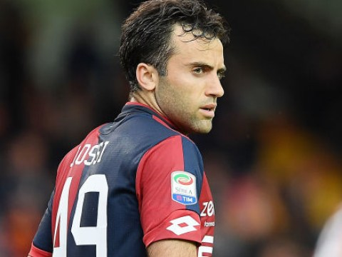 Giuseppe Rossi laughs off reports he is coaching at Manchester United
