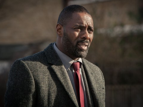What time is Luther on tonight and how many episodes are left in series 5?