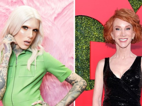 Jeffree Star kicks off 2019 with New Year's Eve orgy that Kathy Griffin said she was 'available' for