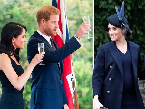 Meghan 'bans Harry drinking alcohol and caffeine and makes him take up yoga'