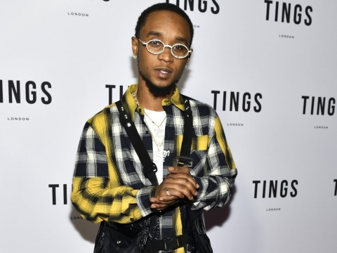 Rae Sremmurd's Slim Jxmmi 'covered in blood after street fight that left one man stabbed'