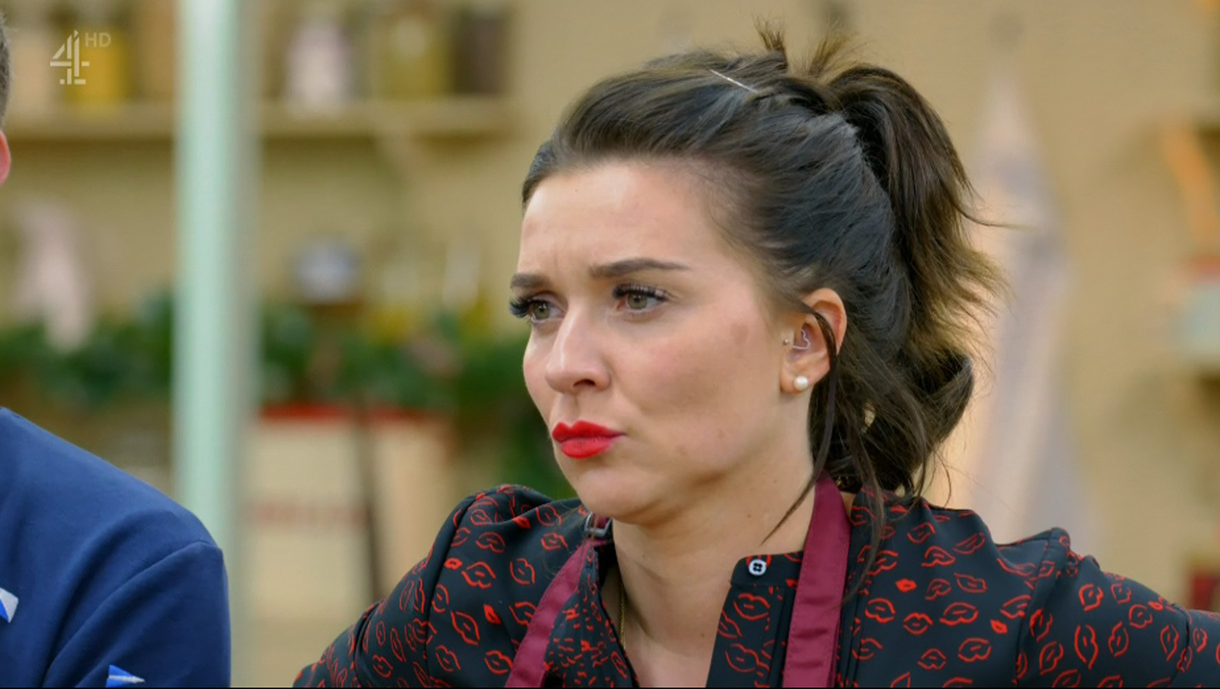 GBBO winner Candice Brown hits back at 'violent threats' from viewers after she loses to out to Steven Carter-Bailey in New Year special
