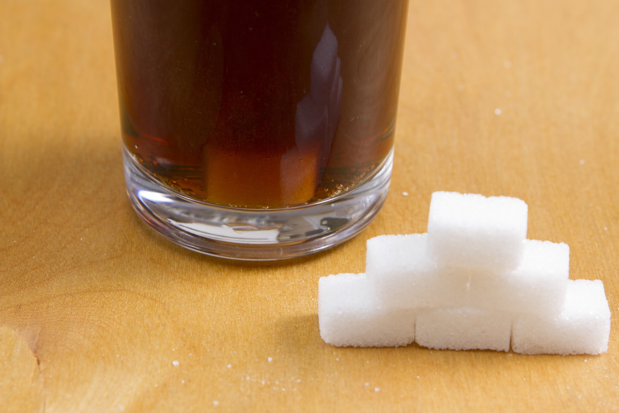 By 10 years old, kids in the UK have already eaten 18 years' worth of sugar
