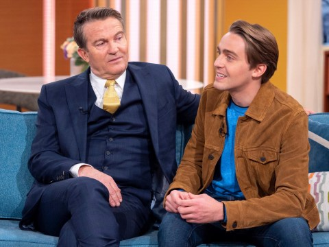 Bradley Walsh and his son left 'seriously ill' after taking part in extreme activity on their new show