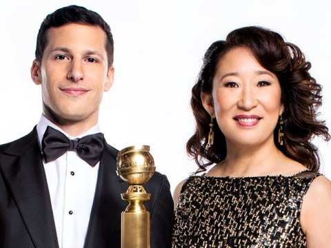 What time are the Golden Globes tonight and how can you watch them in the UK?