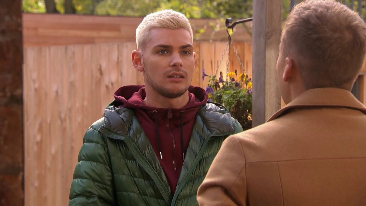 Hollyoaks spoilers: Ste Hay faces off with Harry Thompson after his return to the village