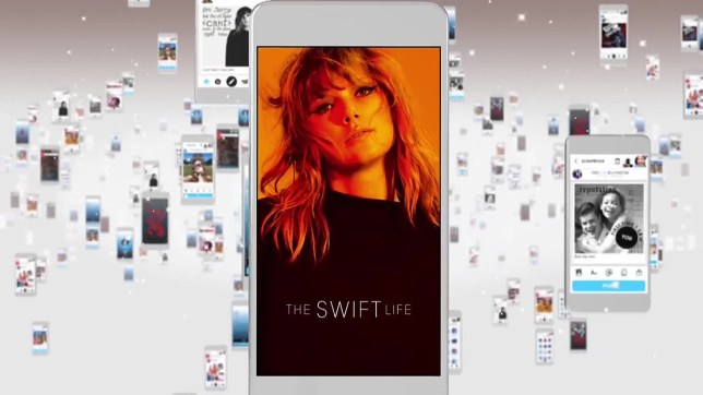Problem with The Swift Life picture: Taylor Swift YouTube METROGRAB https://www.youtube.com/watch?v=f24IrRsf-lQ